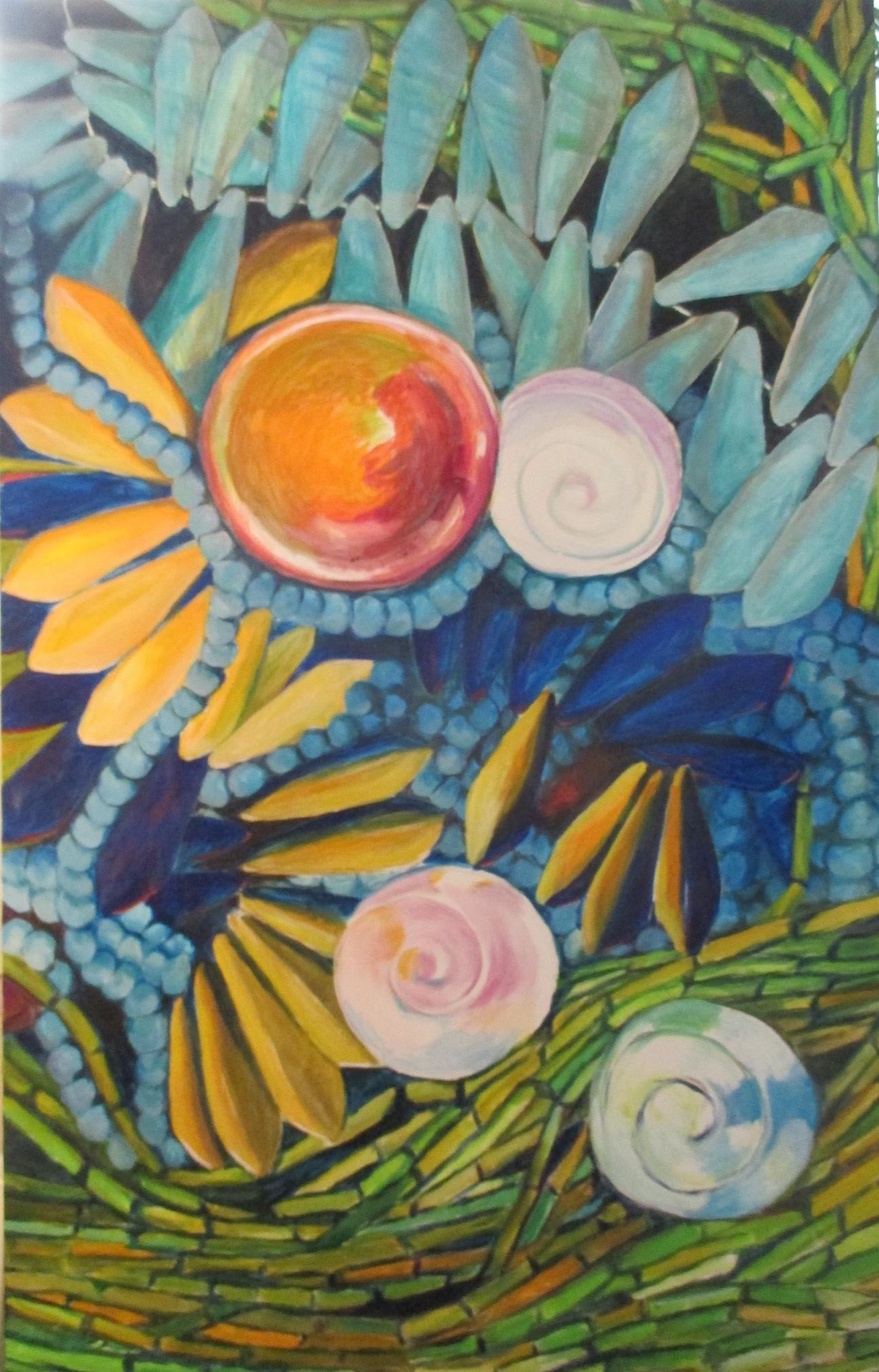 GARRIGAN- Gorillaz  Botanical Beads
