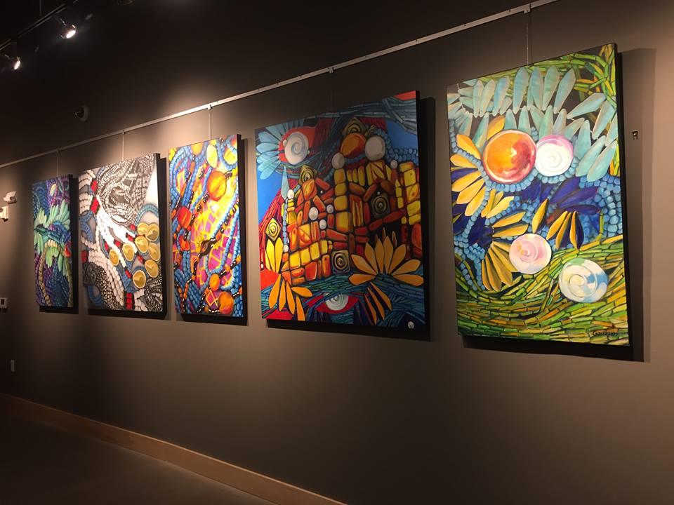 GARRIGAN- Gallery show: BEAD SERIES