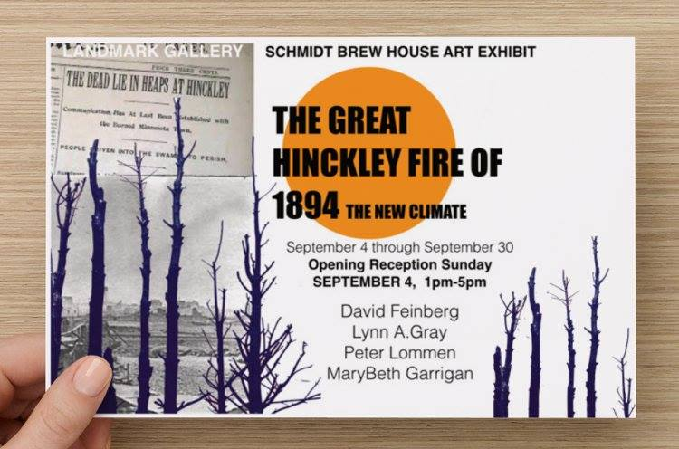 The Great Hinckley Fire of 1894: The New Climate