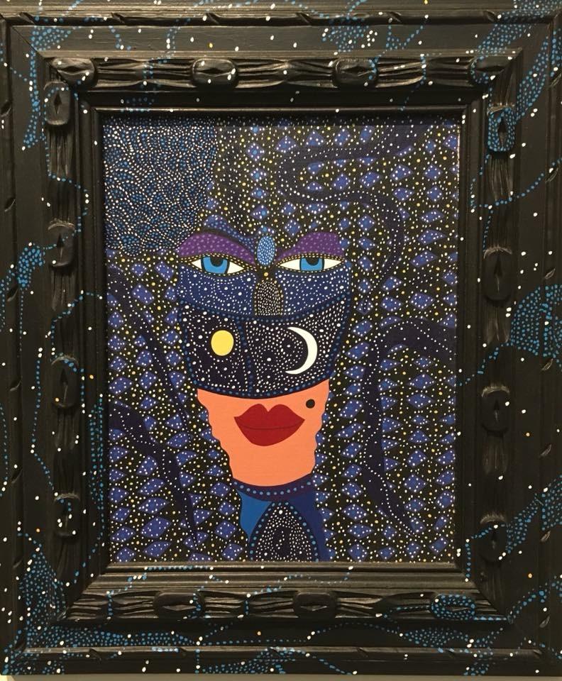 Lommen- Goddess Nut 1990