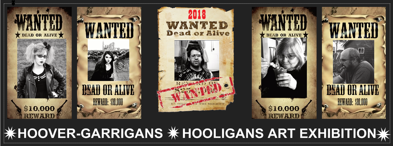 Hooligans: Hoover-Garrigan Exhibition