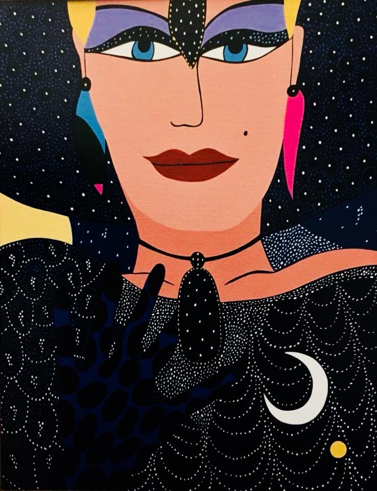 Lommen- My Planetarium Dress 1985
