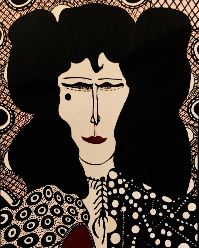 LOMMEN- Onnagata Of The Stellar Kimono 1982