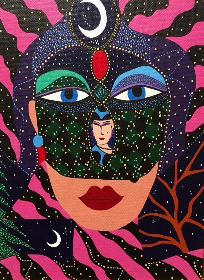 LOMMEN- Silky Turban 1993