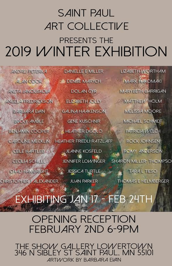 2019 THE SHOW GALLERY
