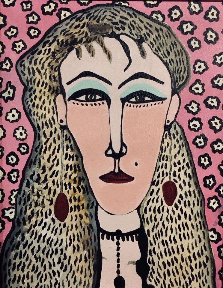 LOMMEN – Blonde On Pink 1981